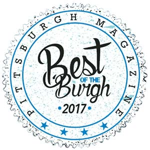 Pittsburgh Magazine Best of the Burgh Award