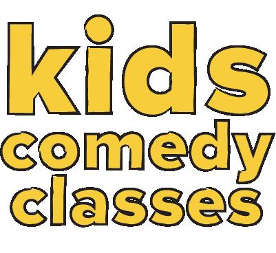 Kids Comedy Camp Logo