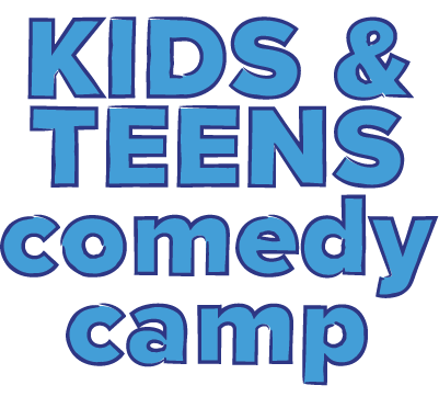 Kids Comedy Camp Logo